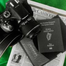 Canavan Irish Cambodia Journalist